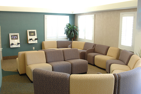 Waiting Area - Pediatric Dentist and Orthodontics in Tampa, Wesley Chapel, Lutz and Land O' Lakes, FL